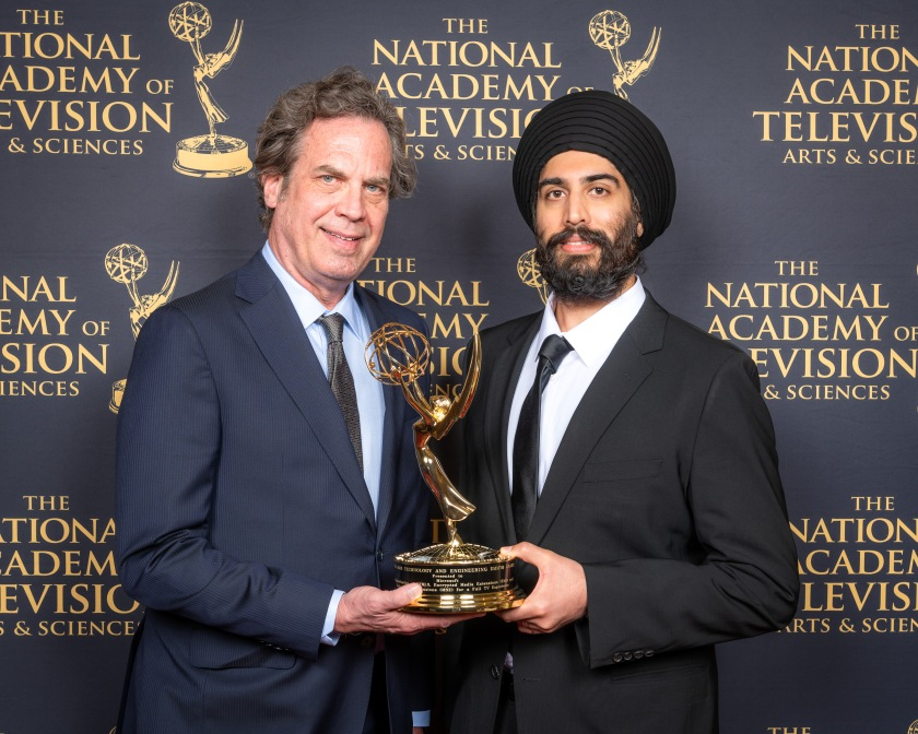 The 70th Technology & Engineering Emmy Awards, Las Vegas; 4/7/2019